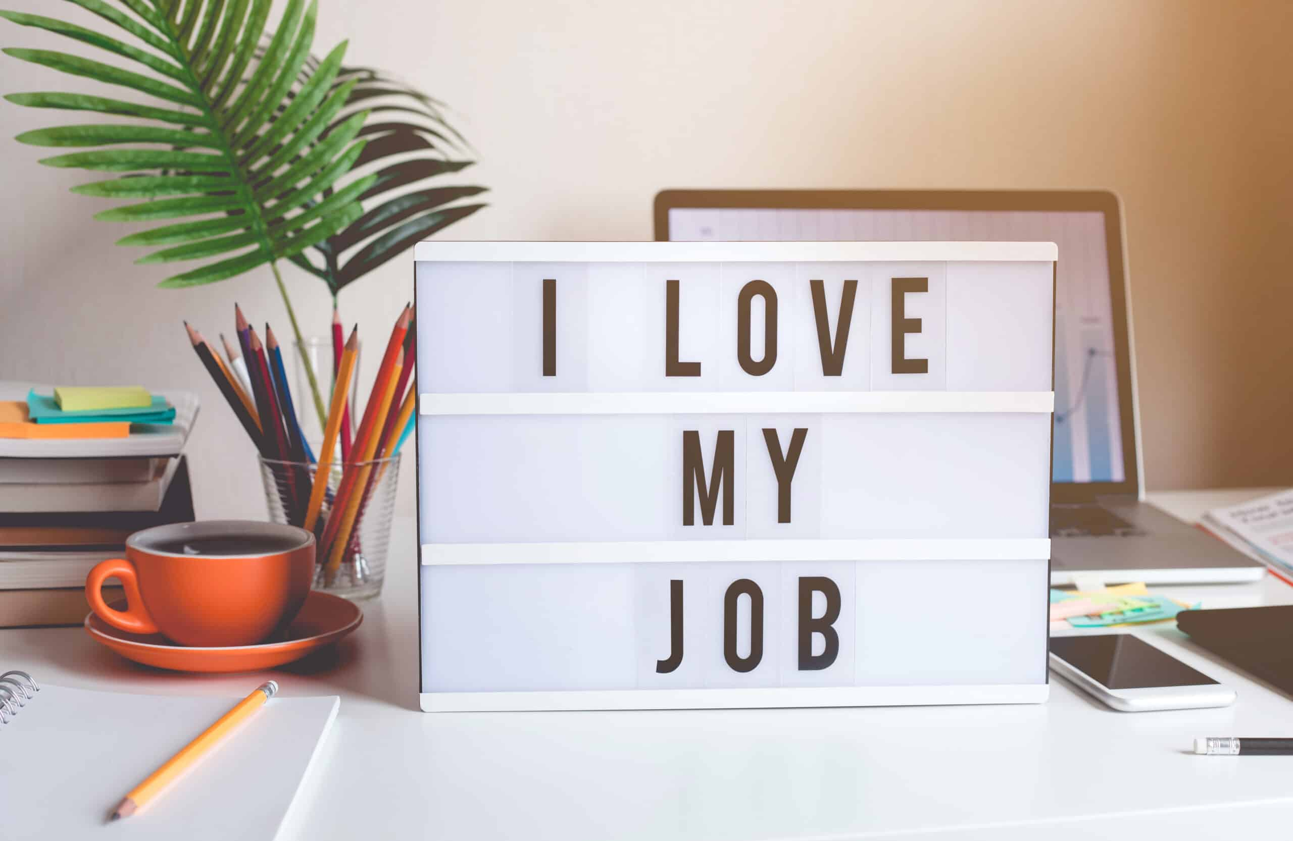 We Love Our Job – We Want You To Love Your Job Too